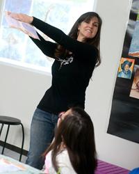 Artist Teaching