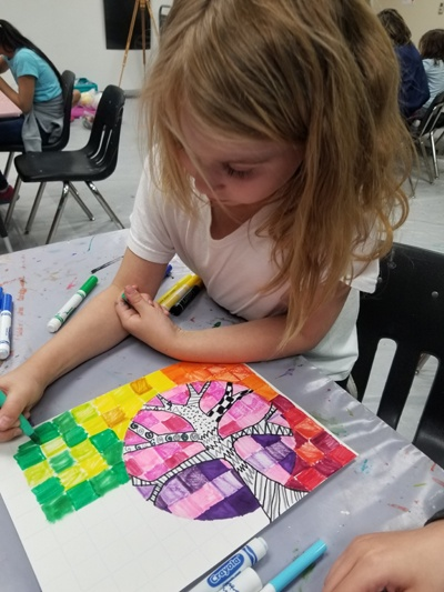 child drawing classes