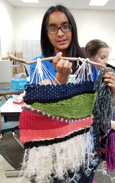 elementary weaving